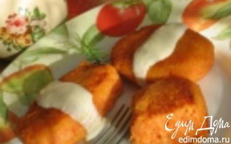 Рецепт Морковные котлеты 2