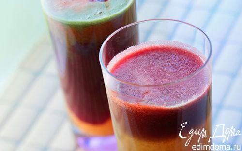 Рецепт Овощной коктейль