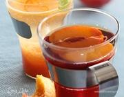 Чай с персиками