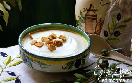Рецепт Суп пюре из цветной капусты