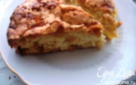 Рецепт Яблочный пирог корочка хрустяшка