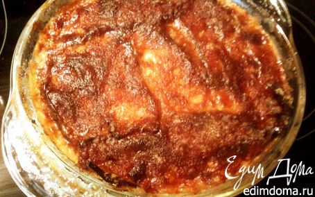 Рецепт Греческая мусака