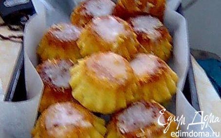 Рецепт Ромовые бабы (ну очень вкусно)!!!