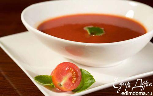 Рецепт Детский томатный супчик