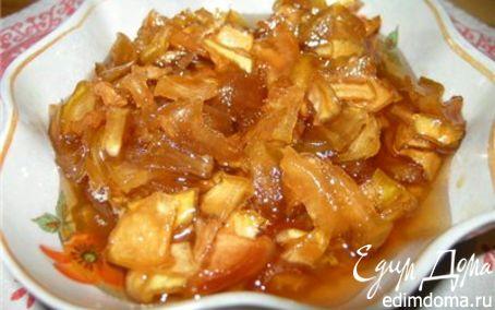 Рецепт Яблочное варенье для пирогов
