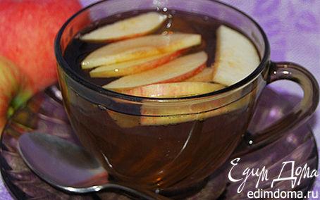 Рецепт Летний яблочный чай