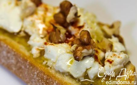 Рецепт Горячие бутерброды с сыром