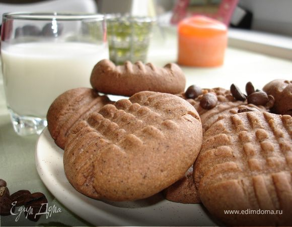 Печенье для кофеманов