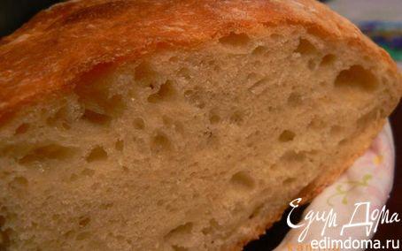 Рецепт Итальянский хлеб (Ann Thibeault)