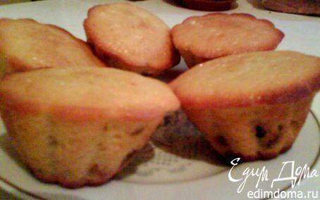 Рецепт Кексы из манки