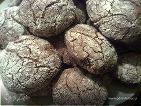 Печенье «Шоколадные морщинки»