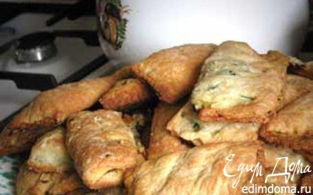 Рецепт Пирожки с любимой начинкой!