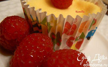 Рецепт Мини-чизкейки с ягодами