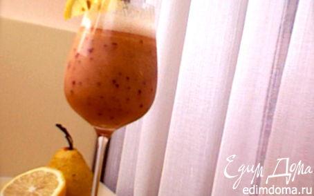 Рецепт Пунш из шампанского для дам