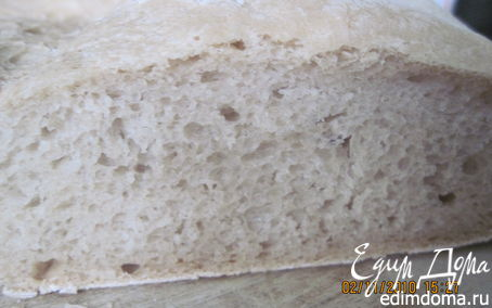 Рецепт Пшенично-ржаной хлеб