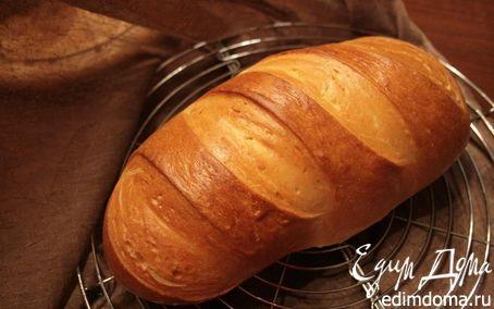 Рецепт Батон пшеничный