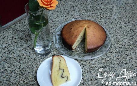 Рецепт Кекс с корицей