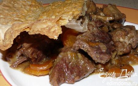 Рецепт Английский мясной пай
