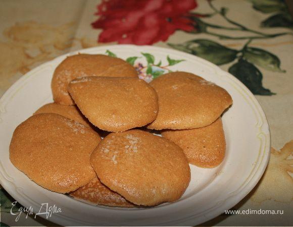Тягучее печенье
