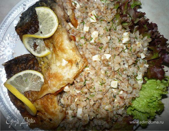 Старорусская гречка к рыбке