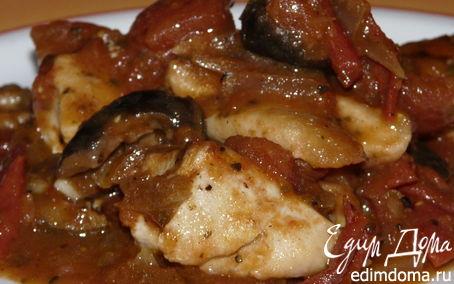 Рецепт Куриное мясо по-провански