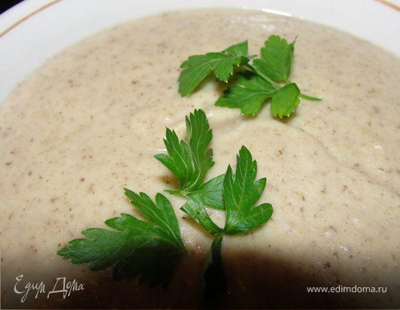 Крем-суп из шампиньонов от Оля_