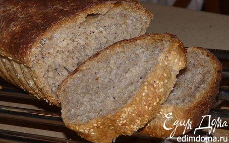 Рецепт Хлеб с кунжутом