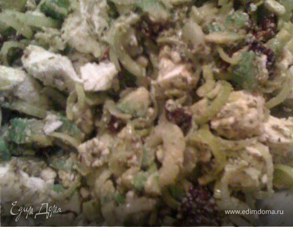 почти прованский салат