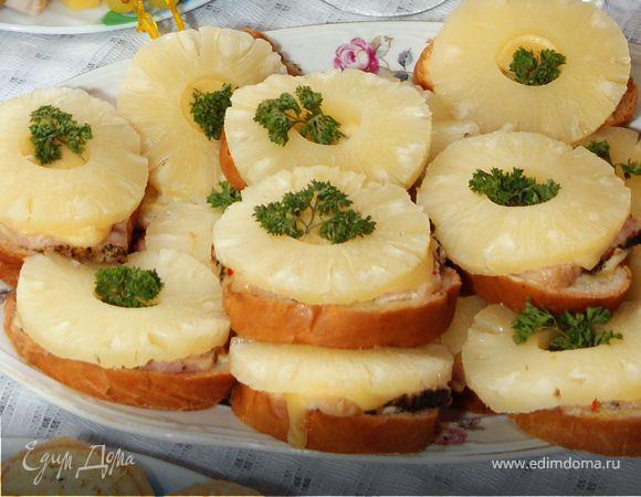 "Бутерброд ""Колесико"""