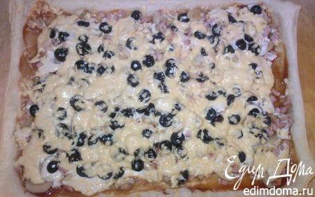 Рецепт Моя любимая пицца