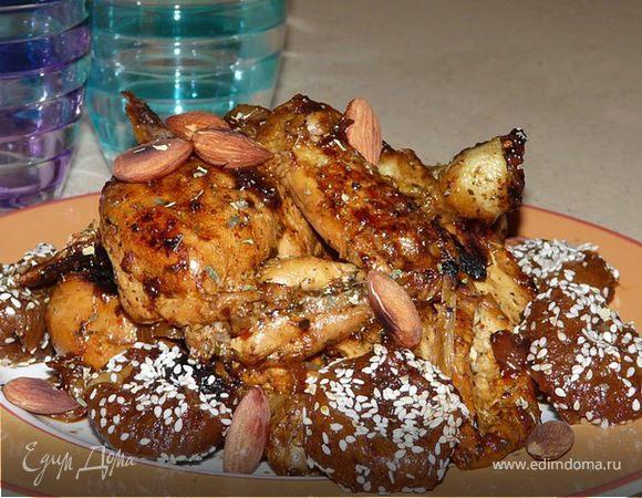 Марокканская курица