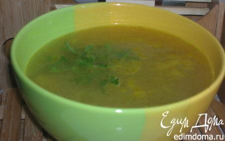 Рецепт Индийский суп из цветной капусты