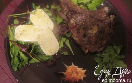 Рецепт Телятина с сушенными помидорами и паприкой
