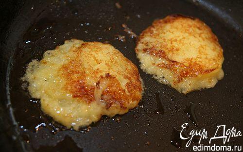 Рецепт Литовские картофельные блины со сметаной
