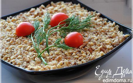 Рецепт Нежный салатик с тунцом