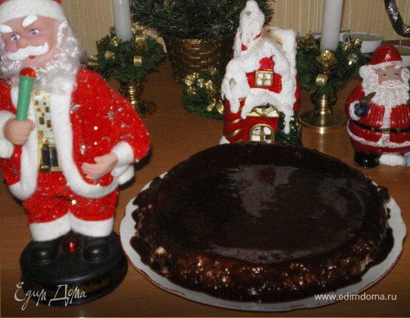 Шоколадно-ореховый чизкейк от neroli44