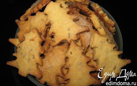 Рецепт Печенье тминное