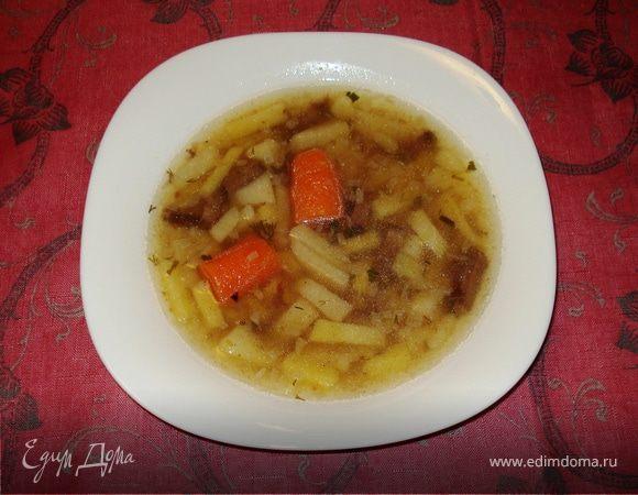 """Суп """"Холодное сердце"""""""