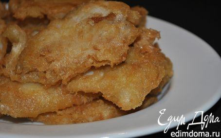 Рецепт Рыба по-итальянски в наихрустейшем кляре