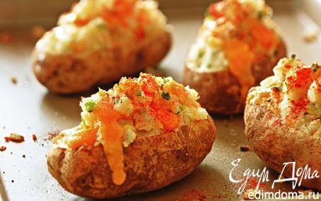 Рецепт Дважды запеченная картошка