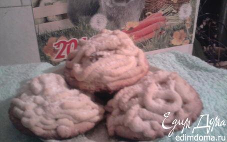 Рецепт Печенье через мясорубку