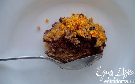 Рецепт Жидкий торт (почти классический).Trifle cake