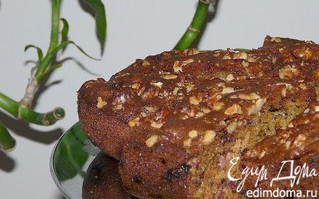Рецепт Банановый пирог на завтрак