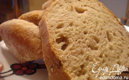 Рецепт Домашний хлебушек (по стопам Ю.Высоцкой)