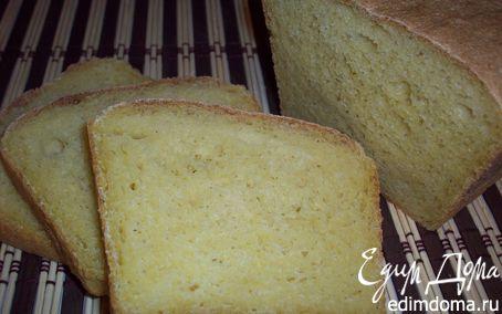 Рецепт Хлеб пшенично-кукурузный