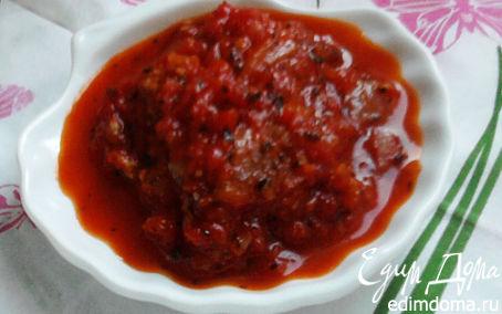 Рецепт Кисло-сладкий соус к пасте