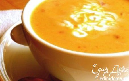 Рецепт Суп из красной чечевицы