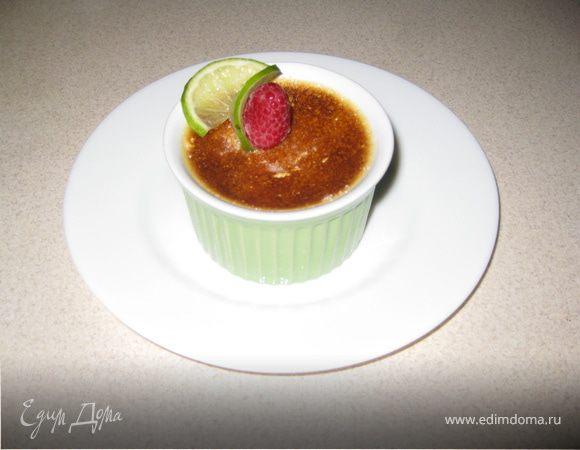 Крем-брюле (Creme brulle)