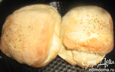 Рецепт Йогуртные хлебцы с травами