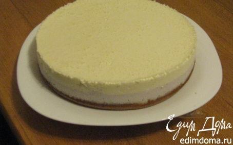 Рецепт Йогуртовый торт